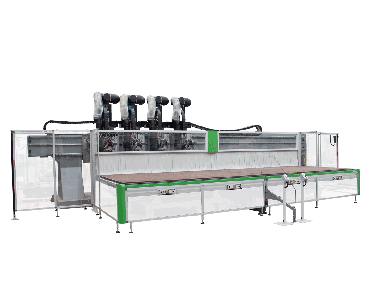 NC processing centre EXCEL   wood Processing Biesse Worldwide